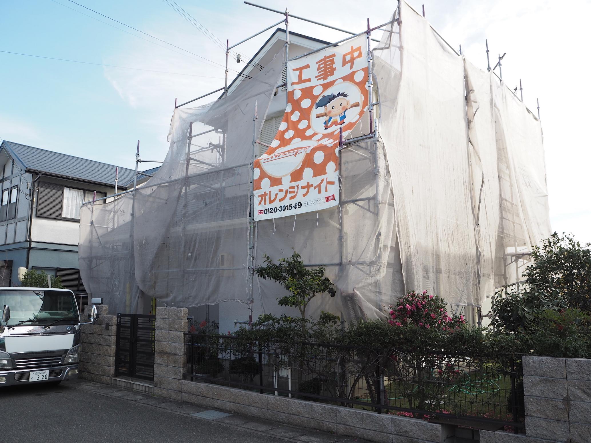 外壁塗装姫路