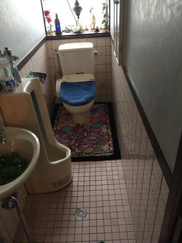 姫路市 トイレ現場調査