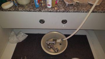 浴室聖戦交換工事