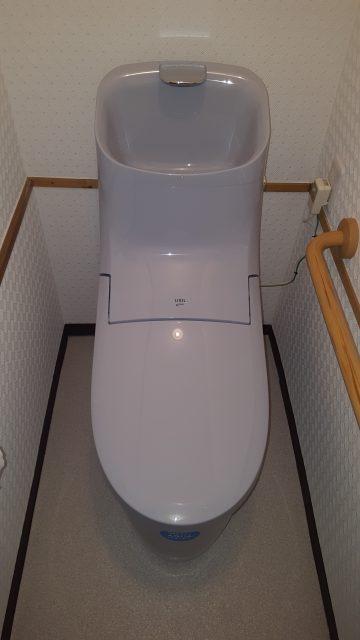 トイレ改修工事プレアス