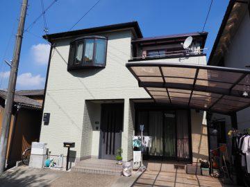 姫路市 外壁塗装工事でピッカピカ