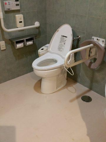 トイレ床長尺シート