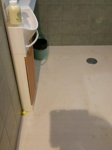トイレ床 姫路市 貼替え