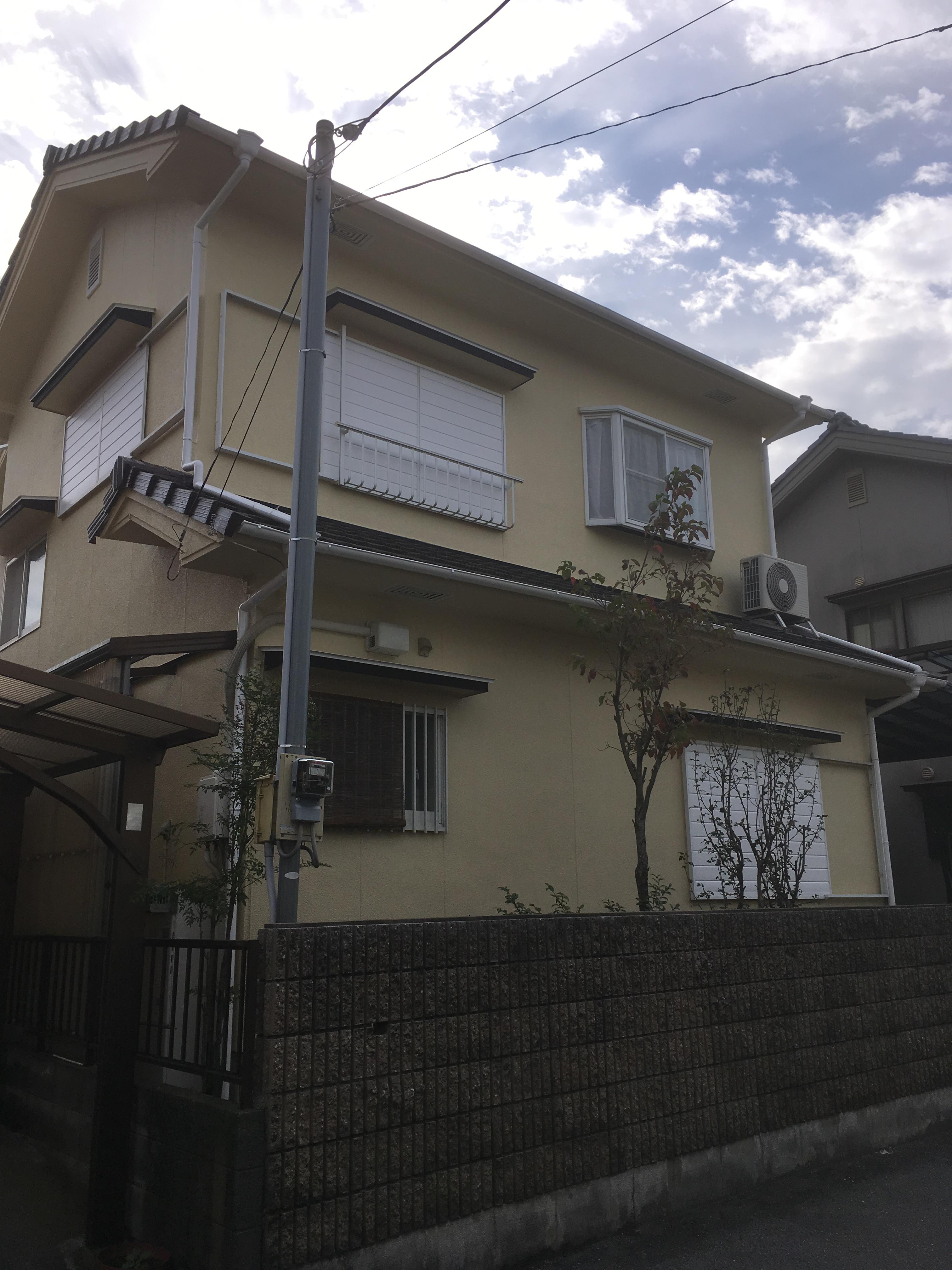 姫路市 外壁 屋根塗装 そしてベランダ防水