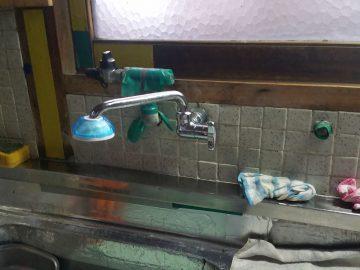 キッチンでお湯が使いたい 兵庫県