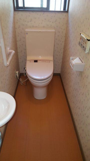 プレアスHSトイレ
