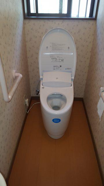 プレスHSトイレ