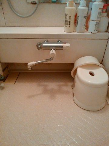シャワー水栓