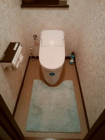 姫路市 そろそろトイレを綺麗にしたいな。
