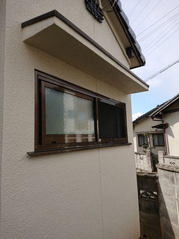 姫路市 浴室の窓が歪んできて閉まりにくい