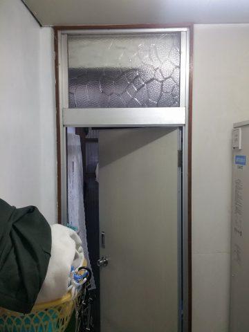 ドア交換 姫路市 ひらきにくい