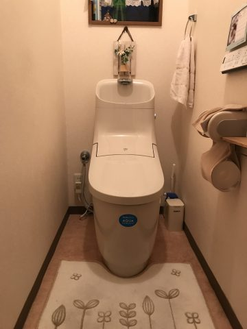 姫路市 トイレからポタポタ音がする