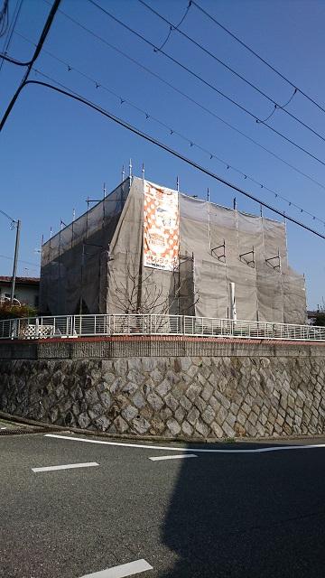 上郡町 外壁塗装と屋根葺き替え