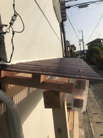 木製テラス