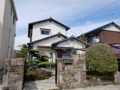 姫路市 ラジカル制御外壁塗装パック