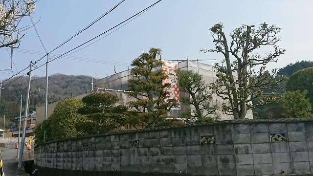赤穂市 屋根と外壁の塗装工事