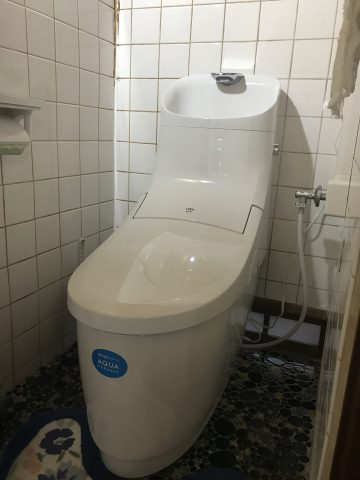 姫路市 古い家のトイレでも入れ替えできますか