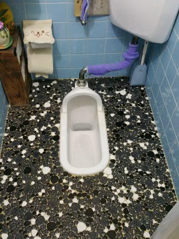 和式トイレから洋式トイレ リフォーム 姫路