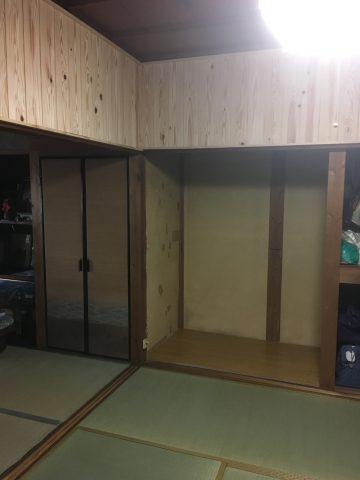 姫路市 和室 改装工事