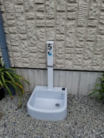 立水栓新設
