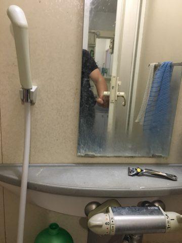 姫路市 マンションの浴室クリーニングでピカピカに!