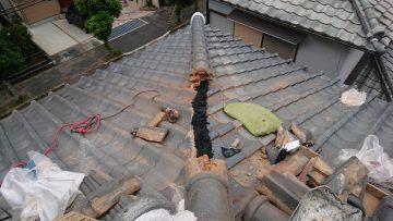雨漏り修繕