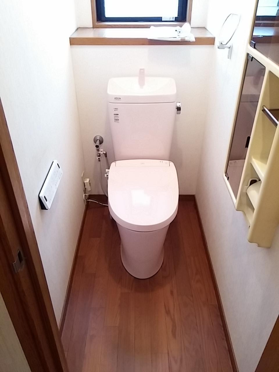 高砂市 トイレ便器の交換