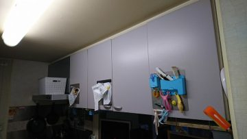 キッチン施工前②