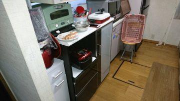 キッチン施工前③
