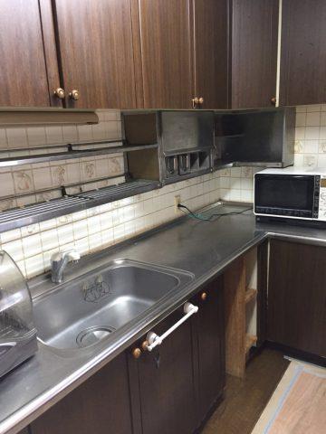 既設キッチン3