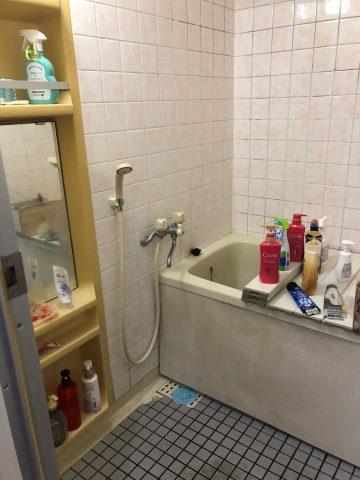 浴室 お風呂 リフォーム 姫路 工事