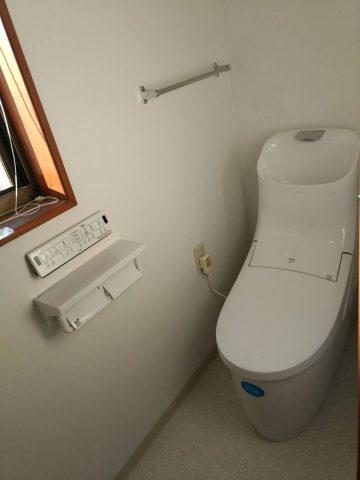 姫路市 トイレ改修工事