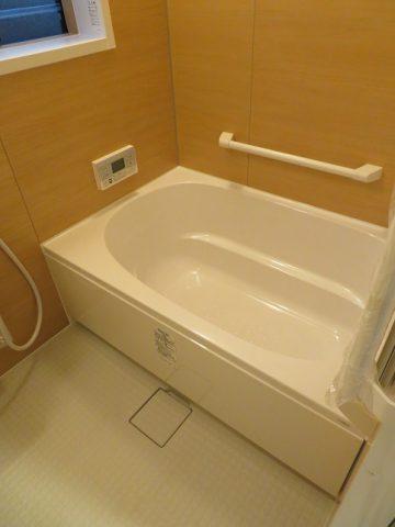 浴室施工後①