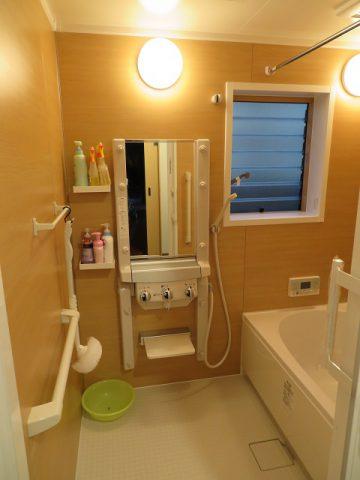 浴室施工後②