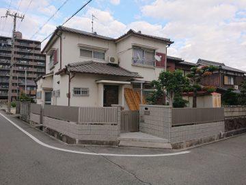 姫路市 塀改修工事