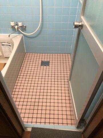 浴室タイル工事 姫路市