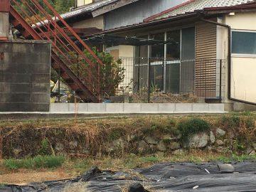 姫路市 フェンス設置工事