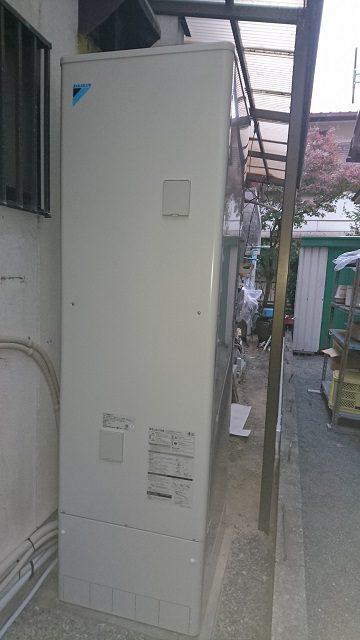 赤穂市 オール電化工事