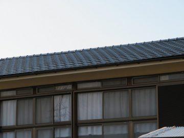 上郡町 屋根の葺き替え工事