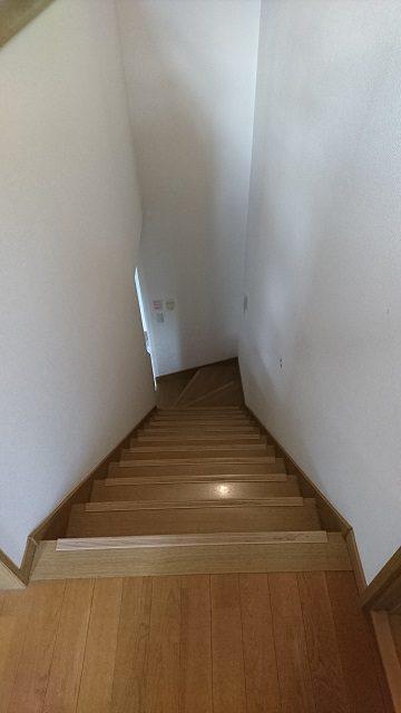 階段着工前①