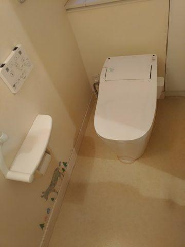 赤穂市 トイレ アラウーノSⅡ取替工事
