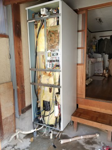 電気温水器工事