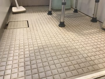 姫路市 お風呂をピカピカに!