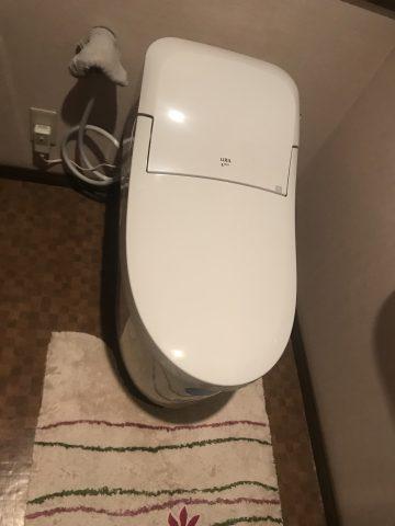 姫路市 フルオートトイレ