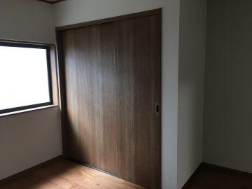 姫路市 和室を洋室への工事