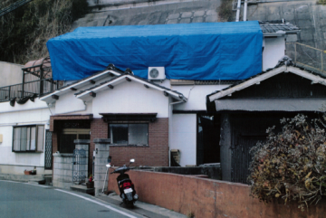 姫路市 屋根瓦葺き替え工事