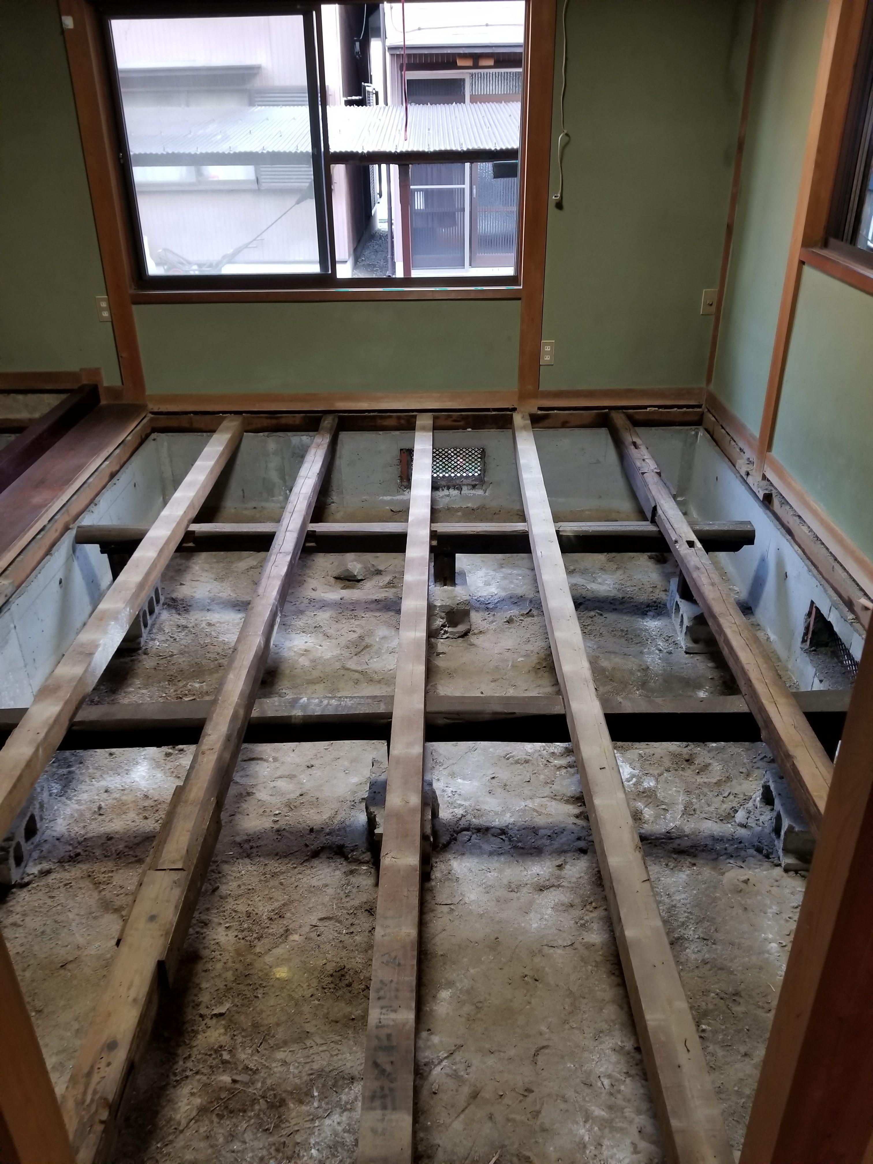 姫路市 和室改修工事