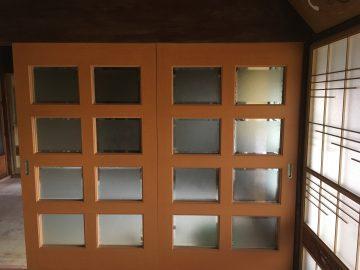 姫路市和室床・建具工事
