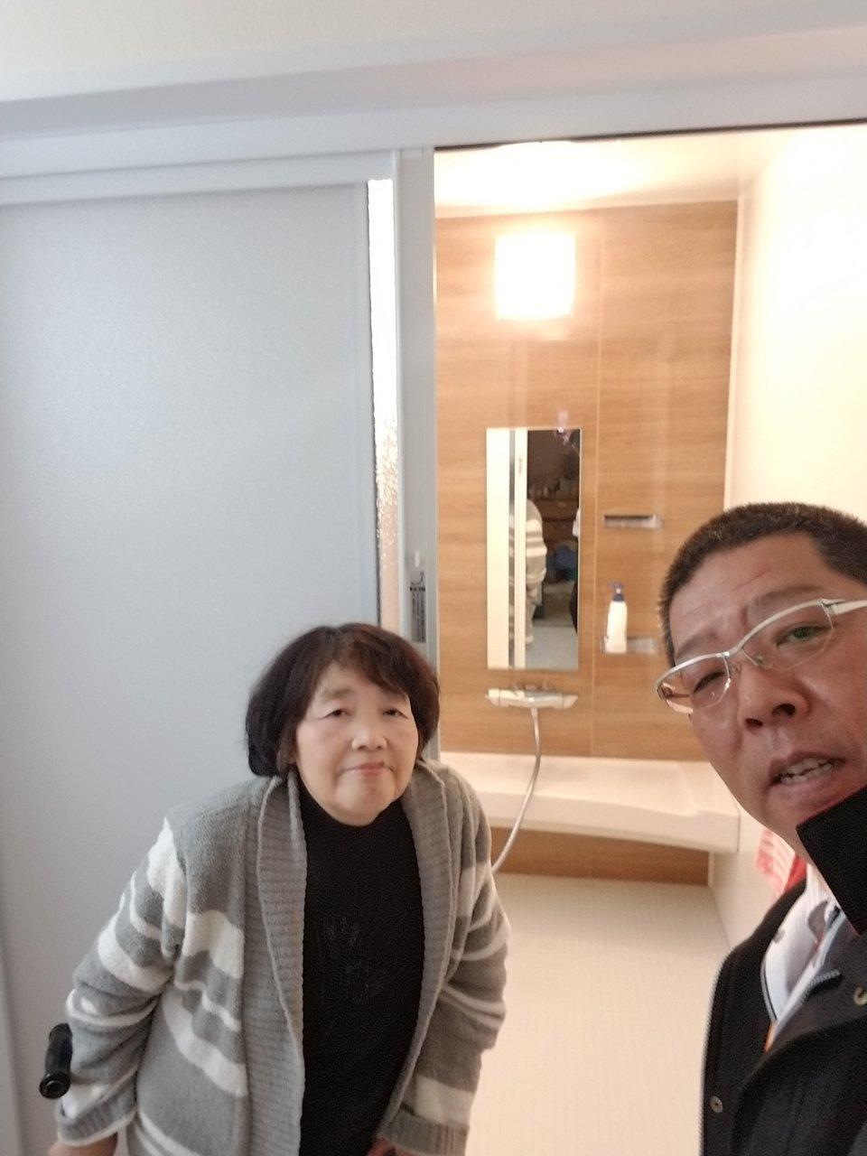 姫路市 浴室リフォーム工事