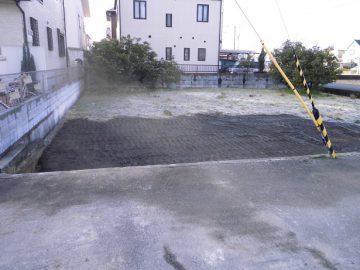 赤穂市 小屋解体工事